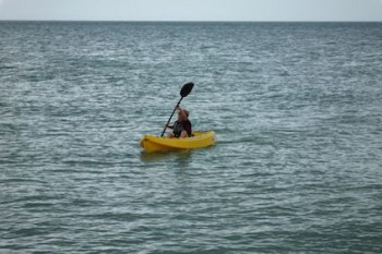 KayakingAtMiddletonBeach
